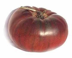 Brandywine Black - A undoubtedly great tomato, the Black Brandywine combines the rich flavour of the classic Brandywine variety with a black-skinned colour. Fruits regularly weigh well over 400 grams.